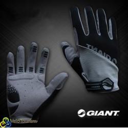 Велосипедные перчатки Giant с закрытыми пальцами