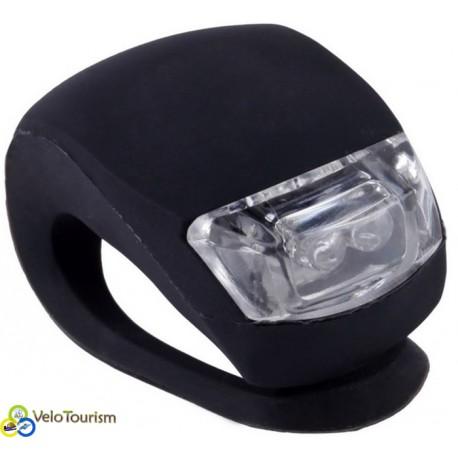 Яркие силиконовые мигалки 2 LED