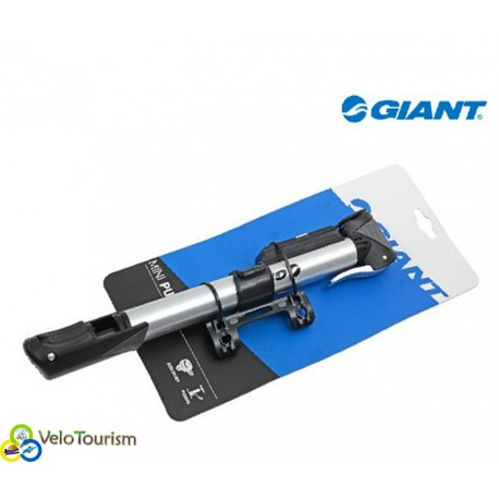 Велосипедный насос Giant с манометром