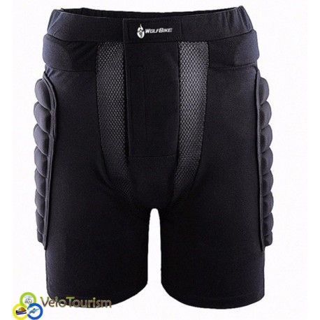 Защитные шорты Wolfbike для сноубордалыж