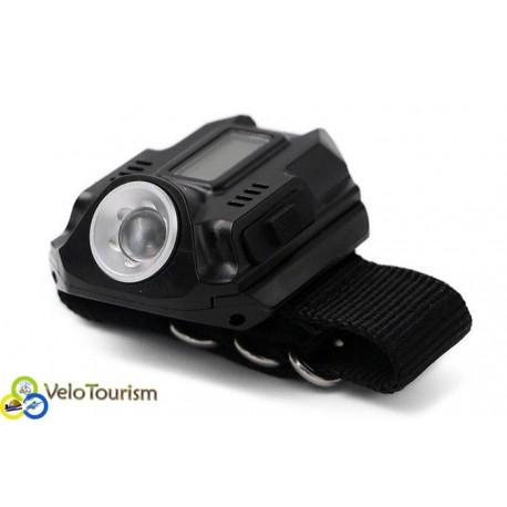 Тактический фонарь на руку XPE R2