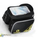 """Велосипедная сумка на раму KingSir с отделением для смартфона 5,5"""""""