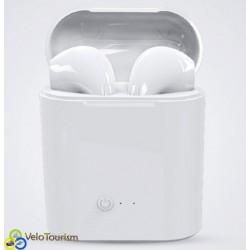 Беспроводная Bluetooth гарнитура I7s (аналог Apple AirPods)