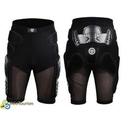 Защитные шорты для экстримальных видов спорта (размер L)