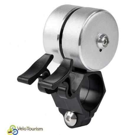 Велосипедный звонок з двойным колоколом