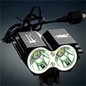Велосипедные фонари и фары