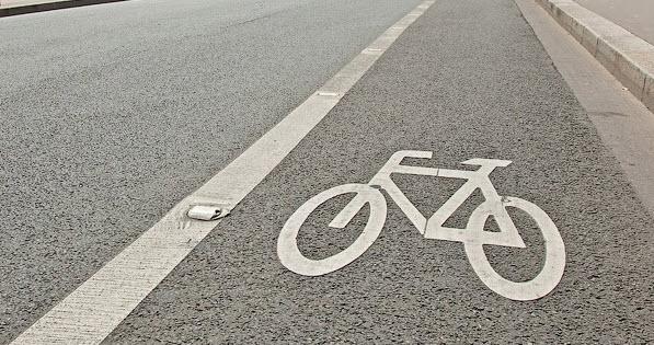 Тестовая версия карты велоинфраструктуры Киева