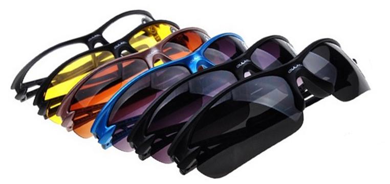Помощь при выборе цвета линз в очках