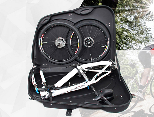 Велосипед в самолете